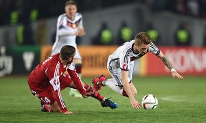 Georgia v Germany - EURO 2016 Qualifier / Bild: (c) Bongarts/Getty Images (Matthias Hangst)