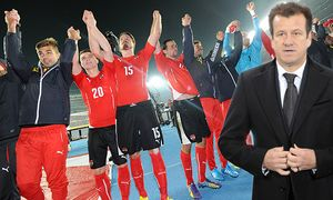 SOCCER - UEFA EURO 2016 quali, AUT vs RUS / Bild: (c) GEPA pictures/ M. Hoermandinger