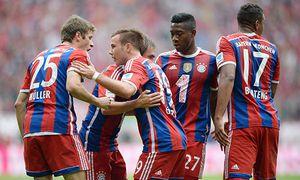 SOCCER - DFL, Bayern vs Stuttgart / Bild: (c) GEPA pictures/ Witters