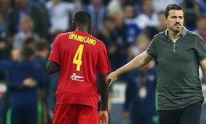 SOCCER - UEFA EL, Schalke vs RBS / Bild: (c) GEPA pictures/ Felix Roittner