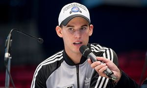 TENNIS - Press conference with Dominic Thiem / Bild: (c) GEPA pictures/ M. Hoermandinger