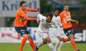 SOCCER - Erste Liga, Hartberg vs FAC / Bild: (c) GEPA pictures/ Christian Walgram