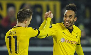 SOCCER - EL, Dortmund vs Tottenham / Bild: (c) GEPA pictures/ Witters