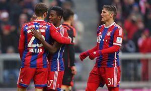 SOCCER - 1. DFL, Bayern vs HSV / Bild: (c) GEPA pictures/ Thomas Bachun