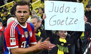 FUSSBALL - DFL, Dortmund vs Bayern / Bild: (c) GEPA pictures/ Witters