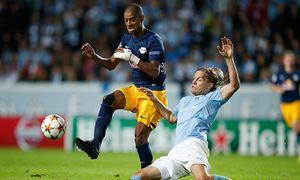 SOCCER - CL, Malmoe vs RBS / Bild: (c) GEPA pictures/ Felix Roittner