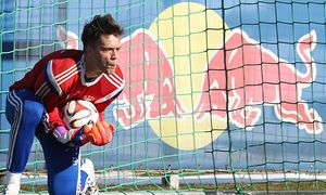 SOCCER - Liefering vs Bayern, test match / Bild: (c) GEPA pictures/ Andreas Pranter