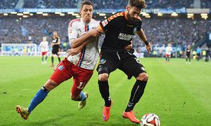 Hamburger SV v Karlsruher SC - Bundesliga Playoff First Leg / Bild: (c) Bongarts/Getty Images (Stuart Franklin)