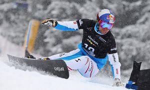SNOWBOARD - FIS WC Carezza, qualification / Bild: (c) GEPA pictures/ Mathias Mandl