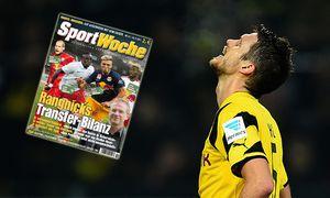 Borussia Dortmund v VfL Wolfsburg - Bundesliga / Bild: (c) Bongarts/Getty Images (Dennis Grombkowski)
