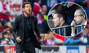 Mittwoch 27 04 2016 Champions League Halbfinale Hinspiel in Madrid Saison 2015 2016 Atletico M / Bild: (c) imago/DeFodi (imago sportfotodienst)