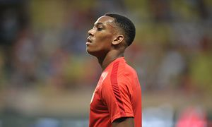 ANTHONY MARTIAL asm Champions League Quali AS Monaco vs Valencia CF 25 08 2015 FEP Panoramic / Bild: (c) imago/PanoramiC (imago sportfotodienst)