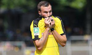 Samstag 22 08 2015 Saison 2015 2016 Regionalliga West 4 Spieltag im Dortmunder Stadion Rote Erde / Bild: (c) imago/Thomas Bielefeld (imago sportfotodienst)