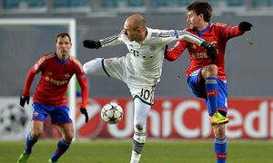 PFC CSKA Moscow v FC Bayern Muenchen - UEFA Champions League / Bild: (c) Getty Images (Epsilon)