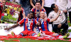 FUSSBALL - DFL, Bayern vs Stuttgart / Bild: (c) GEPA pictures/ Martin Sekanina