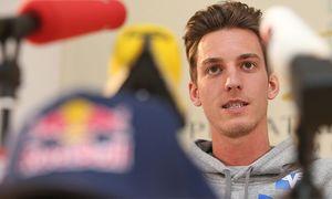 SKI JUMPING - Gregor Schlierenzauer, press conference / Bild: (c) GEPA pictures/ Andreas Pranter