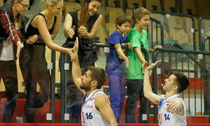 BASKETBALL - ABL, Kapfenberg vs Oberwart / Bild: (c) GEPA pictures/ M. Oberlaender