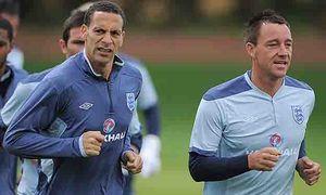 England Training & Press Conference / Bild: (c) Getty Images (Michael Regan)
