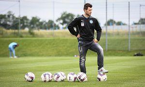 SOCCER - Erste Liga, Wr.Neustadt, training start / Bild: (c) GEPA pictures/ Ch. Kelemen