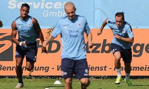26 08 2015 TSV 1860 Training Grünwalderstrasse München Fussball 26 08 2015 TSV 1860 Training Grünw / Bild: (c) imago/Philippe Ruiz (imago sportfotodienst)