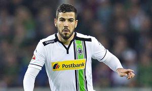 Mönchengladbach 07 11 2015 Borussia Park Alvaro Dominguez BMG VfL Borussia Mönchengladbach FC / Bild: (c) imago/Moritz Müller (imago sportfotodienst)