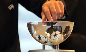 FUSSBALL - UEFA CL, Cup, Auslosung / Bild: (c) GEPA pictures/ EQ Images