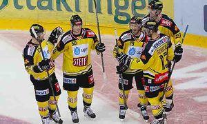 ICE HOCKEY - EBEL, Capitals vs Alba Volan / Bild: (c) GEPA pictures/ Christian Ort
