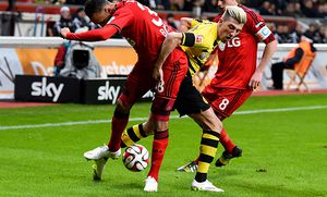 Bayer 04 Leverkusen v Borussia Dortmund - Bundesliga / Bild: (c) Bongarts/Getty Images (Lars Baron)