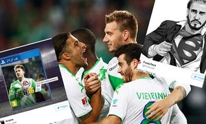 VfL Wolfsburg v FC Bayern Muenchen - DFL Supercup 2015 / Bild: (c) Bongarts/Getty Images (Dean Mouhtaropoulos)