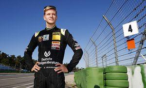 ADAC Formel 4 8 Event 2015 Hockenheim GER 25 Mick Schumacher Team Van Amersfoort Racing xJ / Bild: (c) imago/HochZwei (imago sportfotodienst)