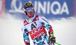 ALPINE SKIING - FIS WC Soelden / Bild: (c) GEPA pictures/ Hans Osterauer