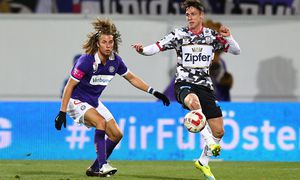 SOCCER - OEFB Samsung Cup, A.Wien vs LASK / Bild: (c) GEPA pictures/ Christian Ort
