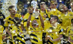 SOCCER - DFL Super Cup, Dortmund vs Bayern / Bild: (c) GEPA pictures/ Witters