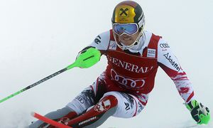 ALPINE SKIING - FIS WC Levi, slalom, men / Bild: (c) GEPA pictures/ Mario Kneisl