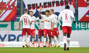 SOCCER - BL, St.Poelten vs RBS / Bild: (c) GEPA pictures/ Philipp Brem