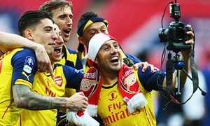 Aston Villa v Arsenal - FA Cup Final / Bild: (c) Getty Images (Paul Gilham)