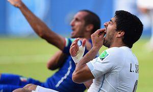 Italy v Uruguay: Group D - 2014 FIFA World Cup Brazil / Bild: (c) Getty Images (Matthias Hangst)