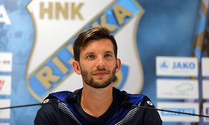 Alexander Gorgon 16 08 2016 Rijeka Croatia Alexander Gorgon twenty seven year old striker and / Bild: (c) imago/Pixsell (imago sportfotodienst)
