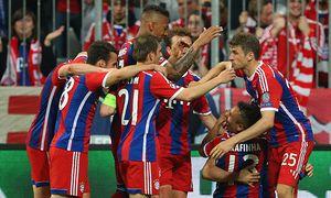 SOCCER - CL, Bayern vs Porto / Bild: (c) GEPA pictures/ Thomas Bachun