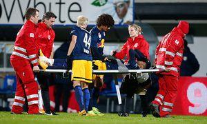 SOCCER - BL, Groedig vs RBS / Bild: (c) GEPA pictures/ Felix Roittner
