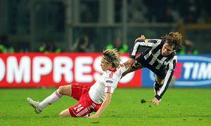 FUSSBALL - EL, Juventus vs RBS / Bild: (c) GEPA pictures/ Felix Roittner