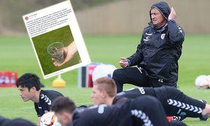 FC St. Pauli - Training Session / Bild: (c) Bongarts/Getty Images (Joern Pollex)