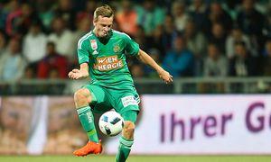 SOCCER - UEFA EL quali, Trencin vs Rapid / Bild: (c) GEPA pictures/ Philipp Brem