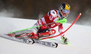 ALPINE SKIING - FIS WC Aare / Bild: (c) GEPA pictures/ Harald Steiner