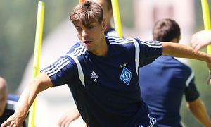 SOCCER - Dynamo, training camp / Bild: (c) GEPA pictures/ Andreas Pranter
