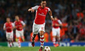 SOCCER- CL, Arsenal vs Besiktas / Bild: (c) GEPA/ AMA sports
