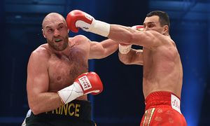 BOXING - Heavyweight WC, Klitschko vs Fury / Bild: (c) GEPA pictures/ Witters