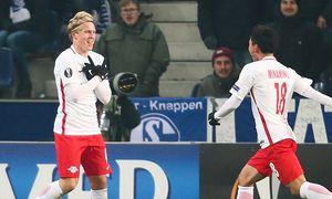 SOCCER - UEFA EL, RBS vs Schalke / Bild: (c) GEPA pictures/ Felix Roittner