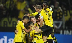 SOCCER - 1.DFL, Dortmund vs Freiburg / Bild: (c) GEPA pictures/ Witters