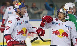 ICE HOCKEY - EBEL, EC RBS vs Ljubljana / Bild: (c) GEPA pictures/ Thomas Bachun